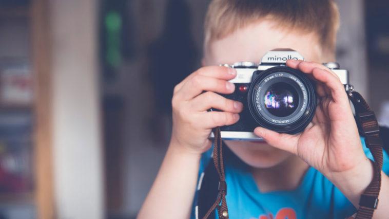 La photo pour les enfants : activités qu'ils peuvent réaliser
