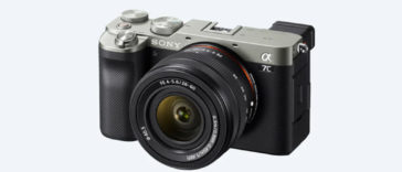 Sony A7C : le nouveau mini appareil photo au format Full Frame