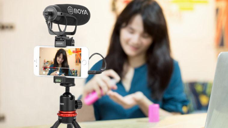 Les meilleurs micros pour le vlogging
