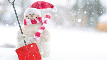 Photos dans la neige : 15 idées pour vous inspirer